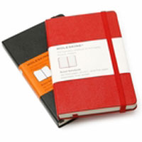 Moleskine Pocket Notebooks