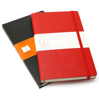 Moleskine Large Notebooks