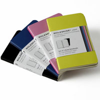 Moleskine Journals and Notebooks