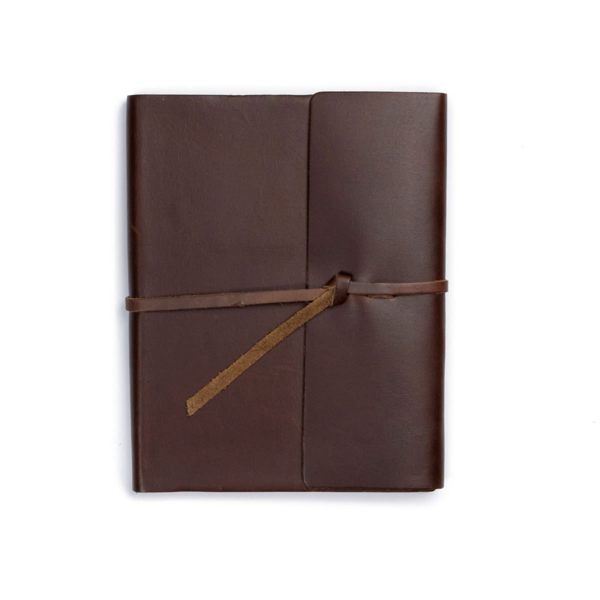 Rustico Writers Log Leather Journals