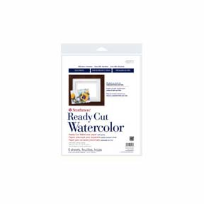 Strathmore Watercolor Ready Cut Sheets