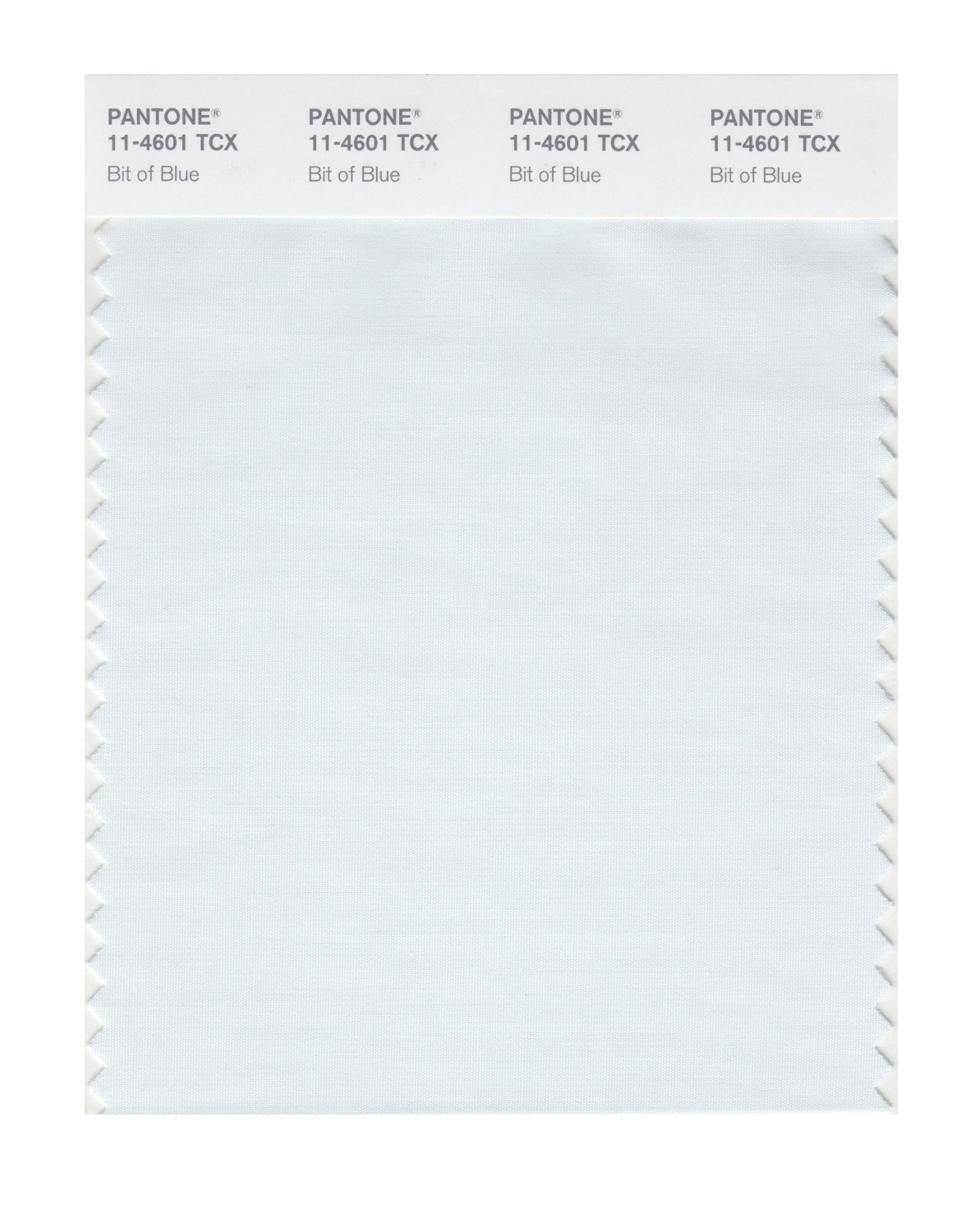 Pantone Smart Swatch 11-4601 Bit Of Blue