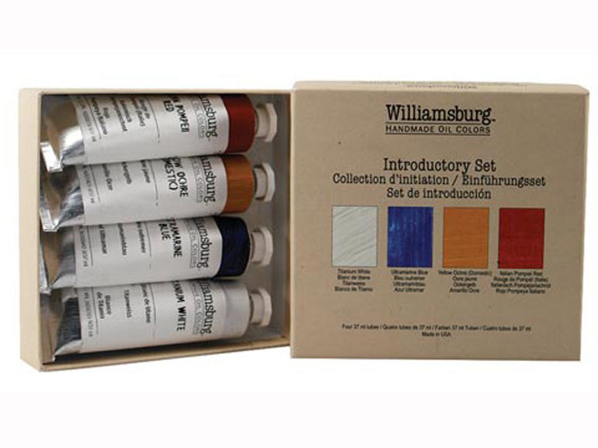 Williamsburg Oil Sets
