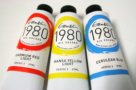 Gamblin 1980 Oil Tubes