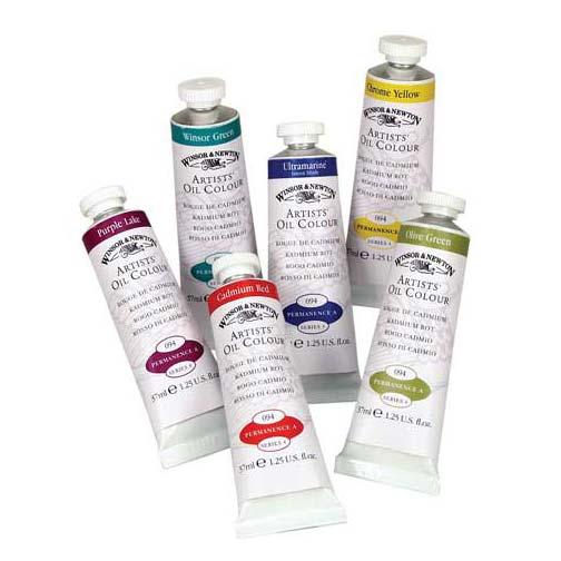 Buy Oils by Gamblin, Holbein, Winsor & Newton & Daler-Rowney