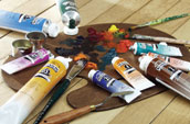 Winton Oil Paints
