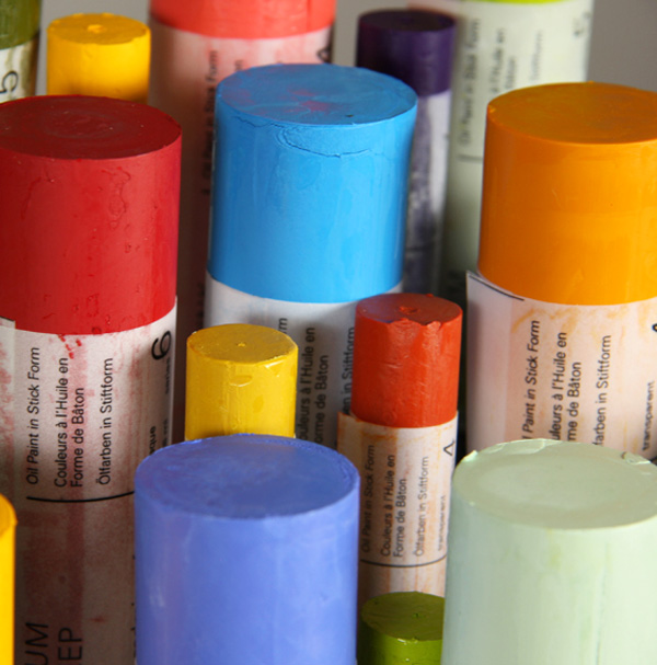 R&F Handmade Paints Pigment Sticks