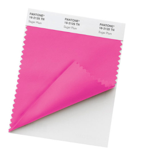 Pantone Nylon Brights Swatches
