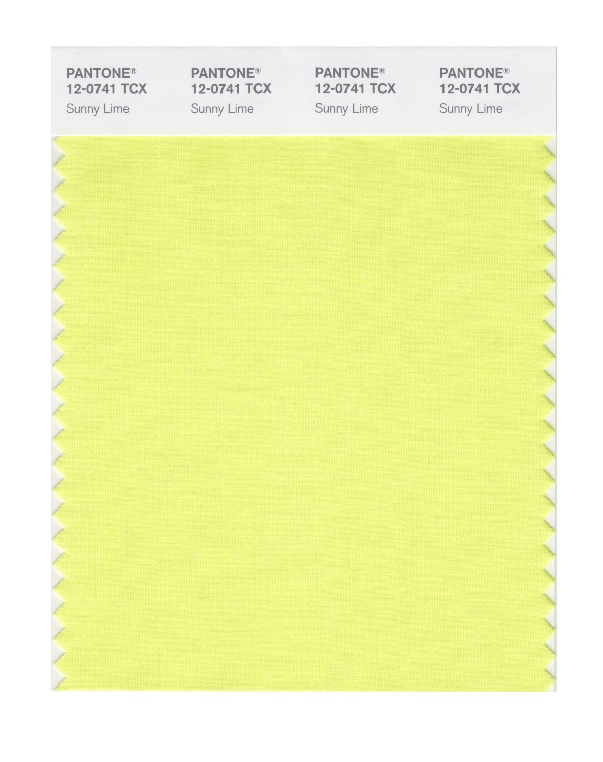 Buy Pantone Smart Swatch 12 0741 Sunny Lime