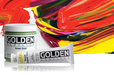 Golden Tube Acrylics