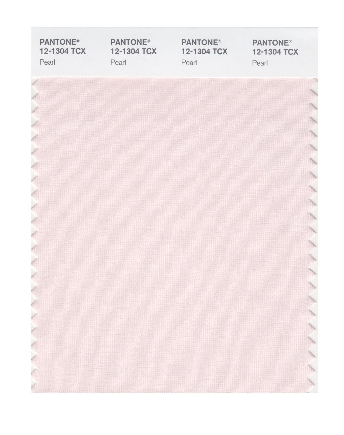 Pantone Smart Swatch 12-1304 Pearl