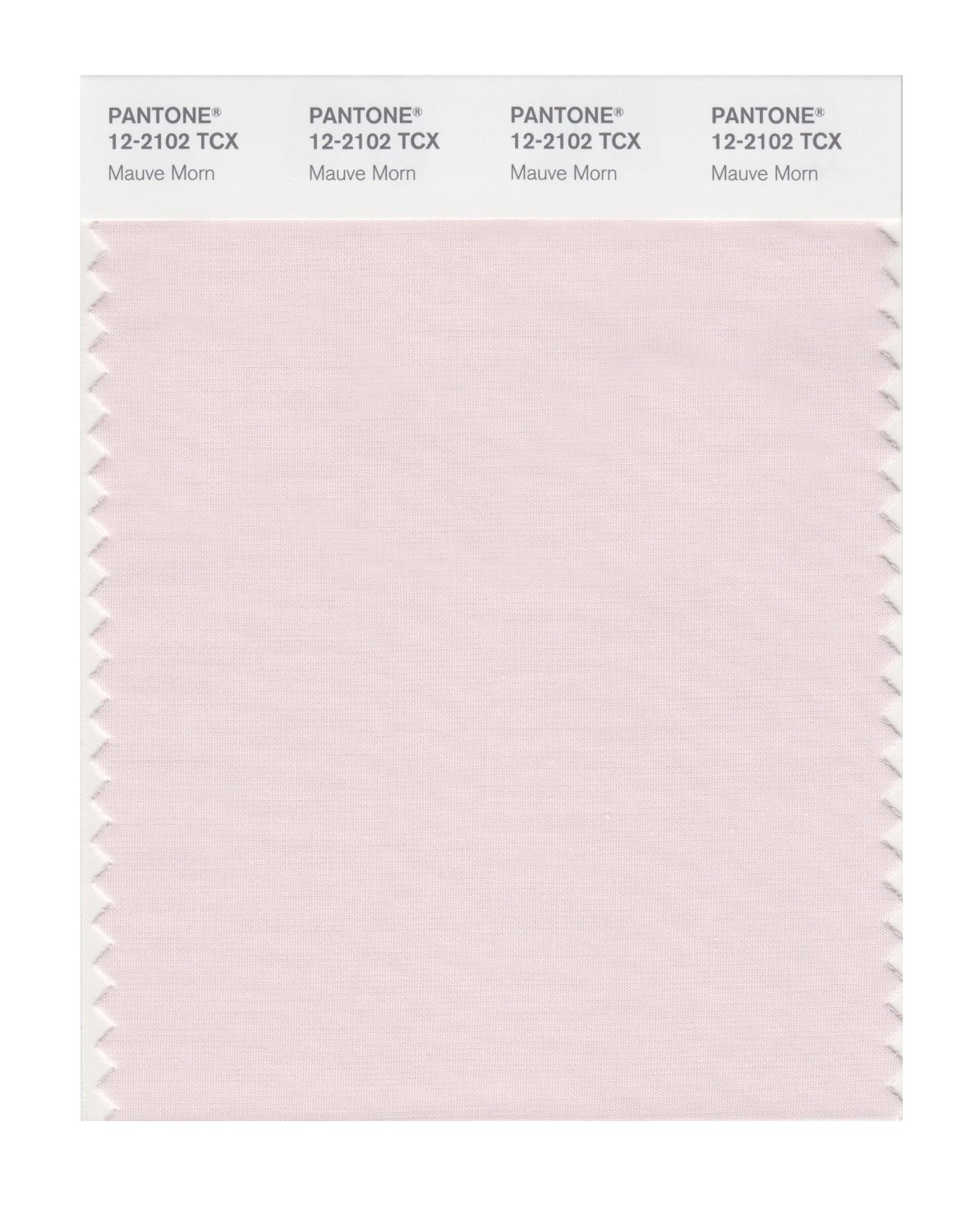 Pantone Smart Swatch 12-2102 Mauve Morn