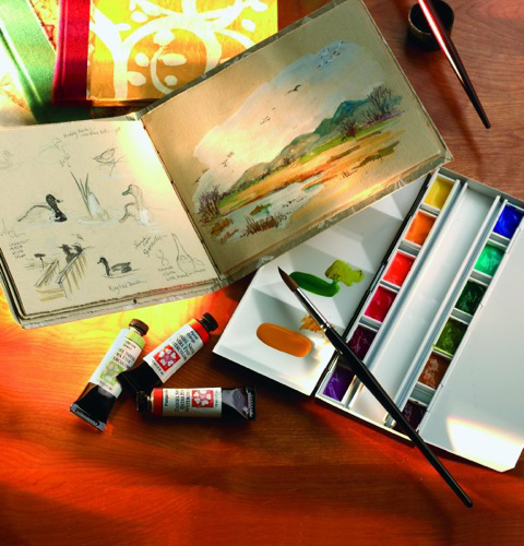 Buy Watercolor Paints Winsor Amp Newton Holbein Daler