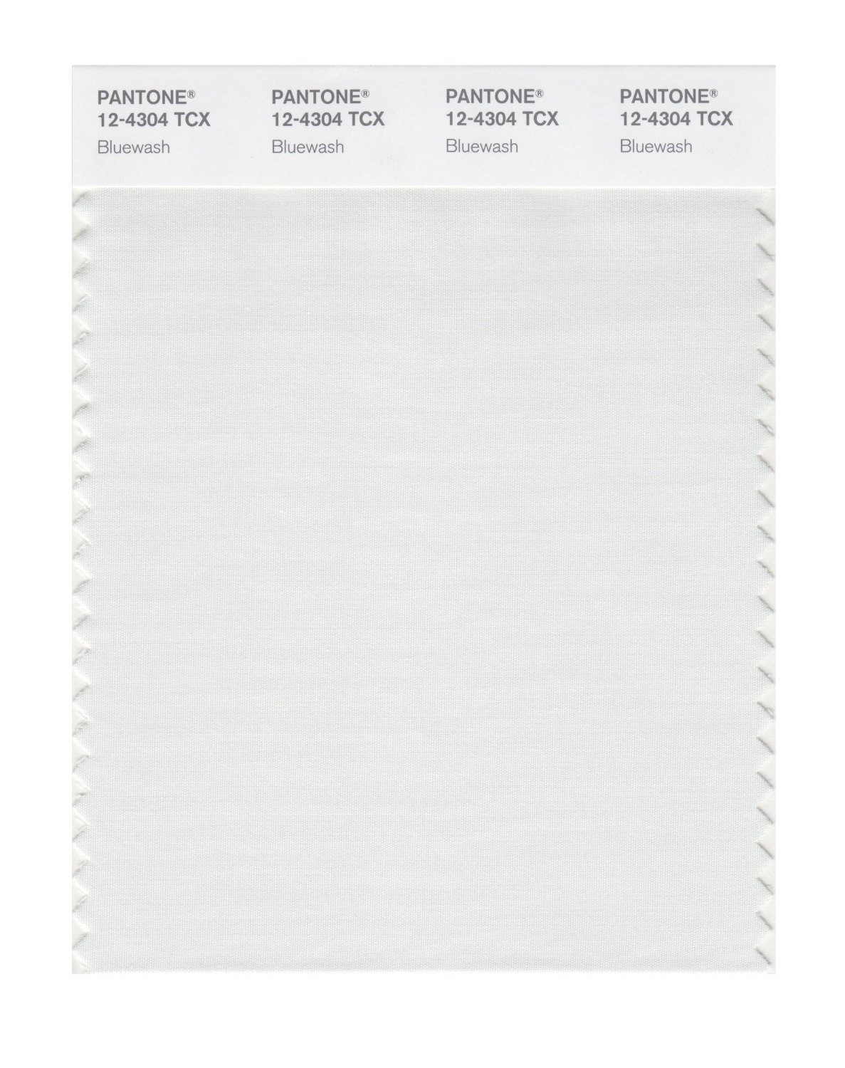 Pantone Smart Swatch 12-4304 Bluewash