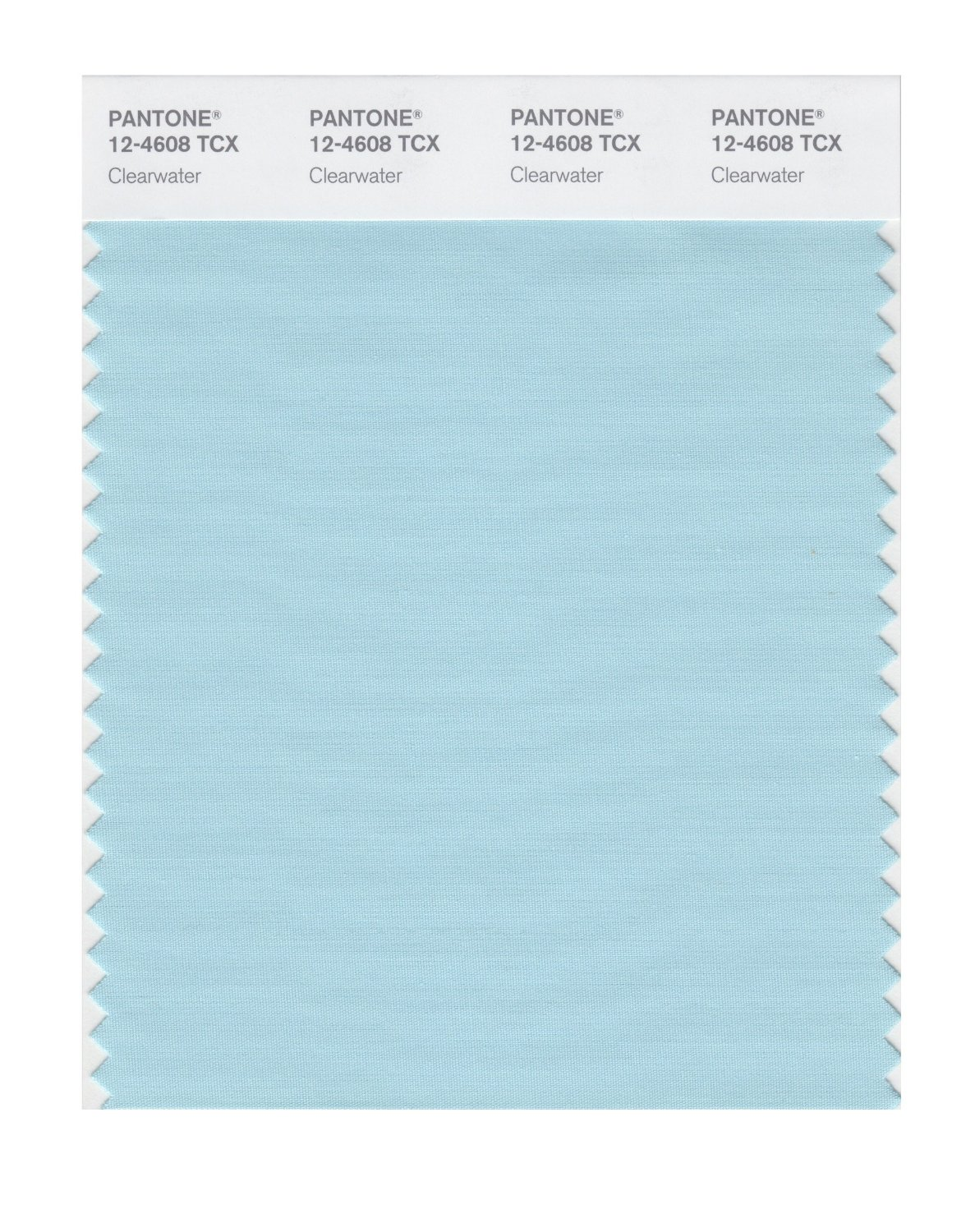 Pantone Smart Swatch 12-4608 Clearwater