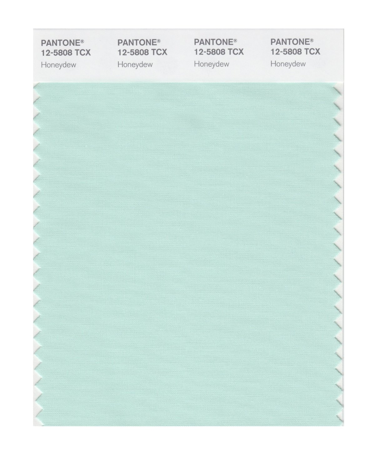 Pantone Smart Swatch 12-5808 Honeydew