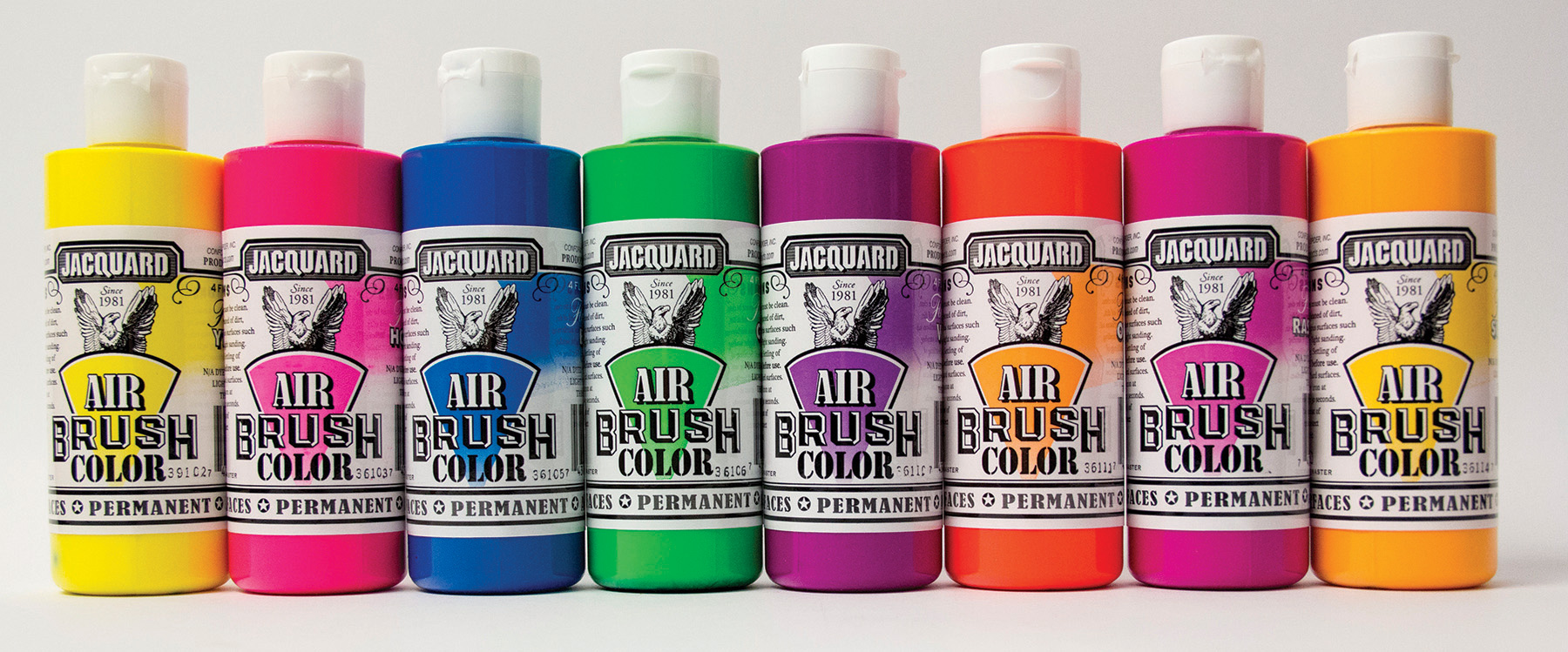 Jacquard Fluorescent Airbrush Color
