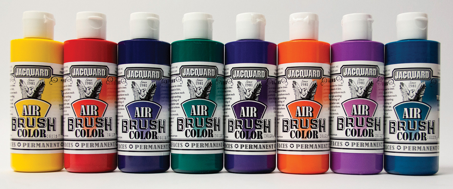 Jacquard Bright Airbrush Color