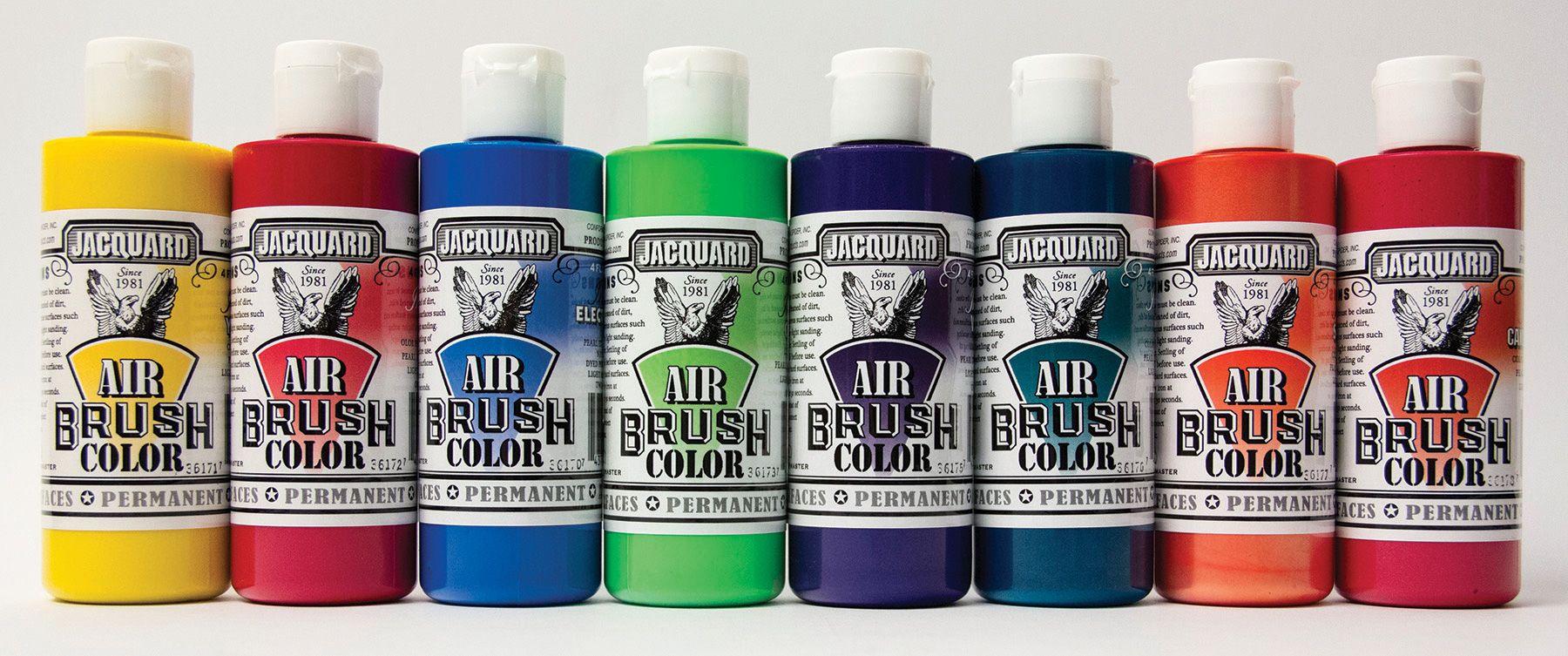 Jacquard Iridescent Airbrush Color