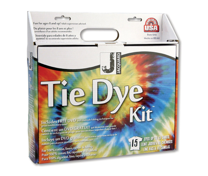 Textile Dye & Paint: Kits, Sets & Class Packs