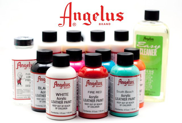 Angelus Brand Leather Paint