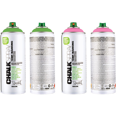 Montana Chalk Sprays
