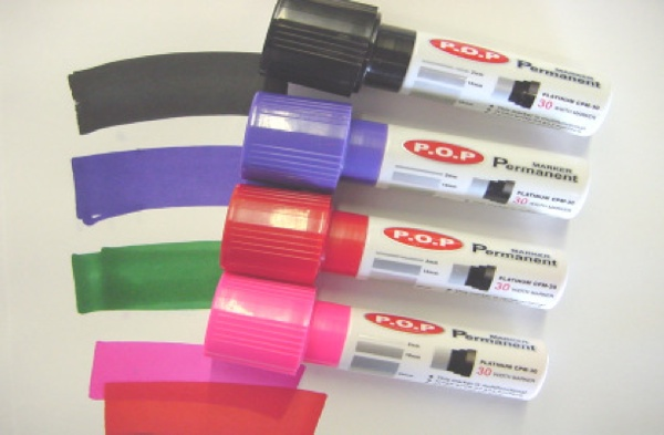 P.O.P Markers