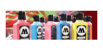 Molotow One4All Acrylic Refills
