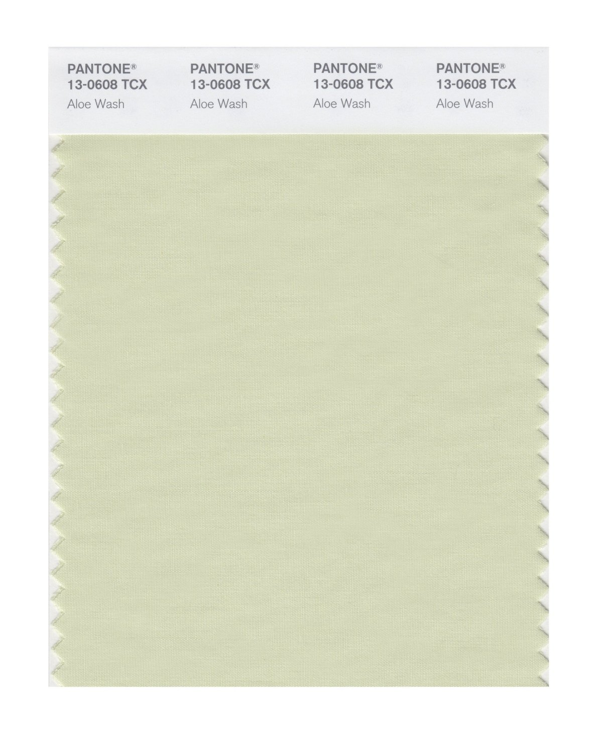 Pantone Smart Swatch 13-0608 Aloe Wash