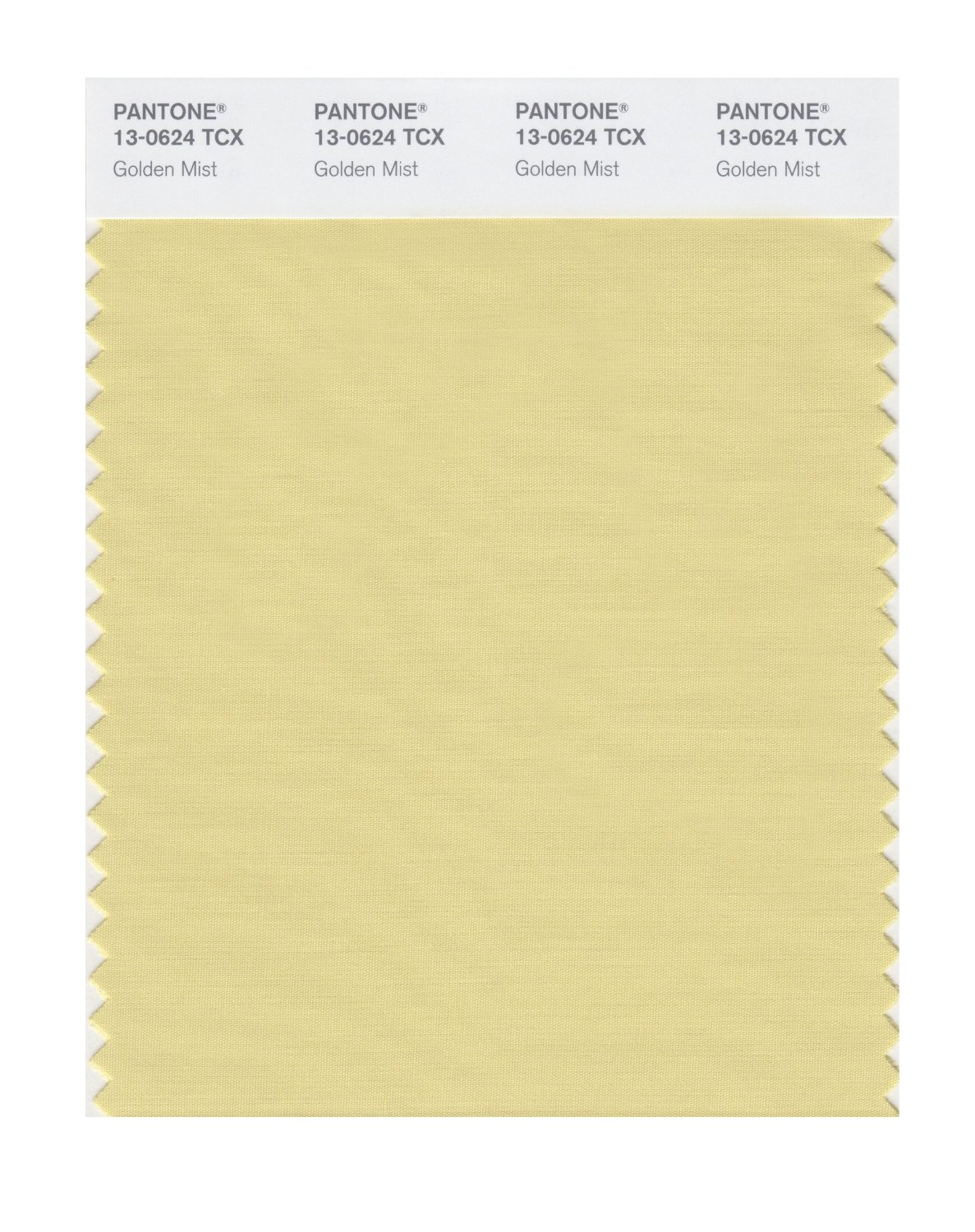 Pantone Smart Swatch 13-0624 Golden Mist