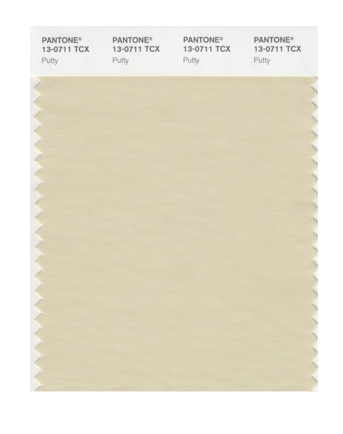 Pantone Smart Swatch 13-0711 Putty