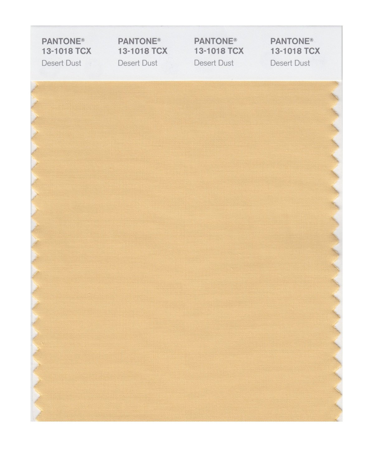 Pantone Smart Swatch 13-1018 Desert Dust