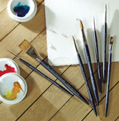 W&N Artist Oil Brushes
