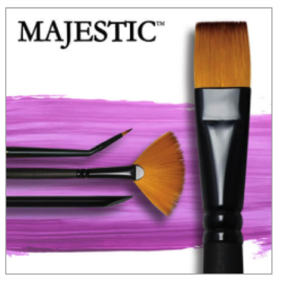 Royal & Langnickel Majestic Brushes