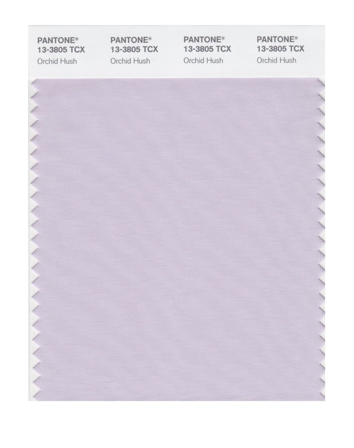 Pantone Smart Swatch 13-3805 Orchid Hush