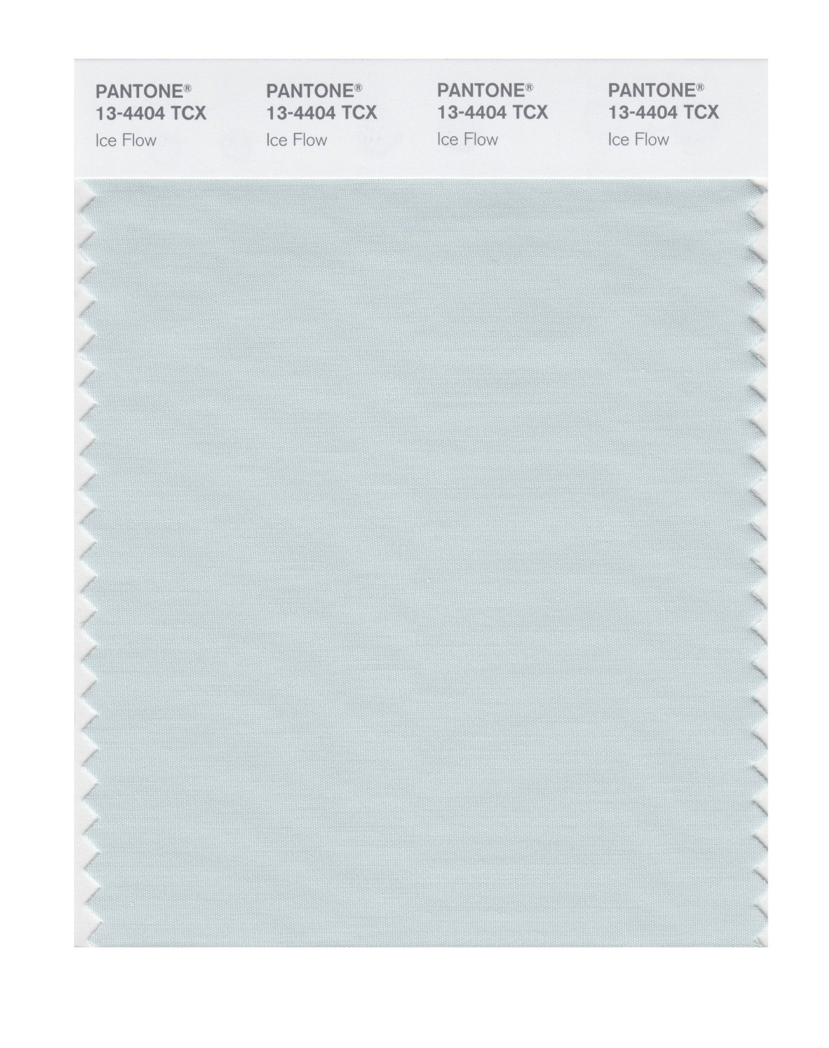 Pantone Smart Swatch 13-4404 Ice Flow