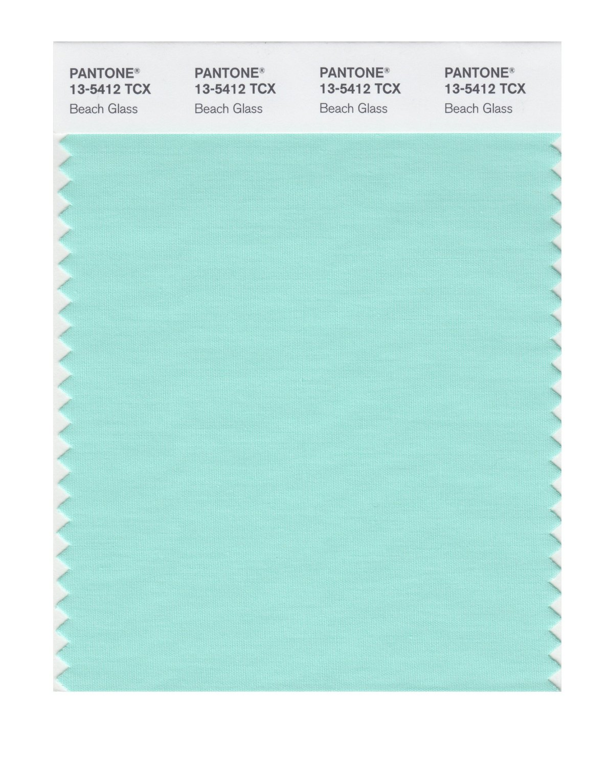 Pantone Smart Swatch 13-5412 Beach Glass