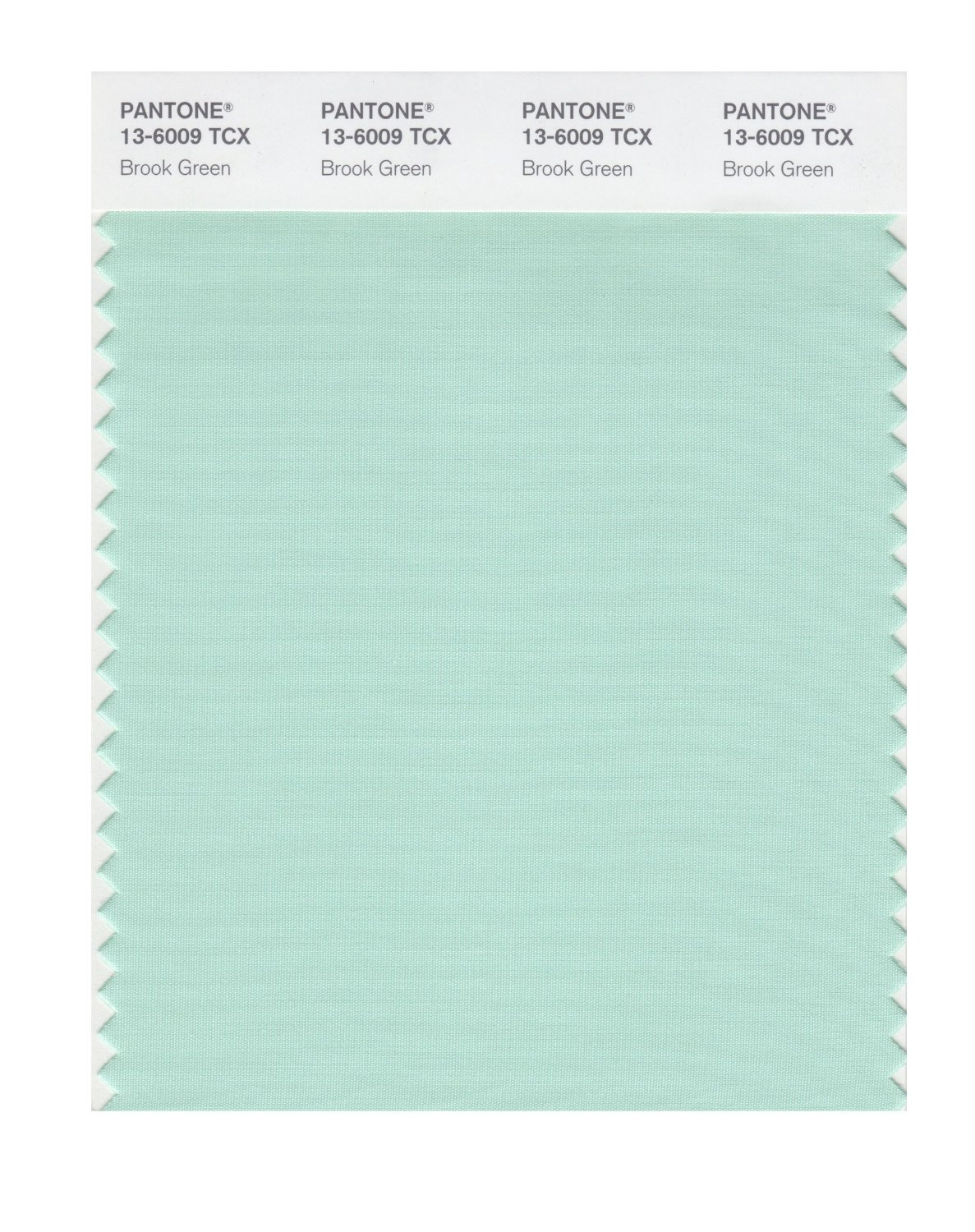Pantone Smart Swatch 13-6009 Brook Green
