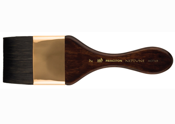 Princeton Series 4750 Neptune Syn Squirrel Mottler Brush
