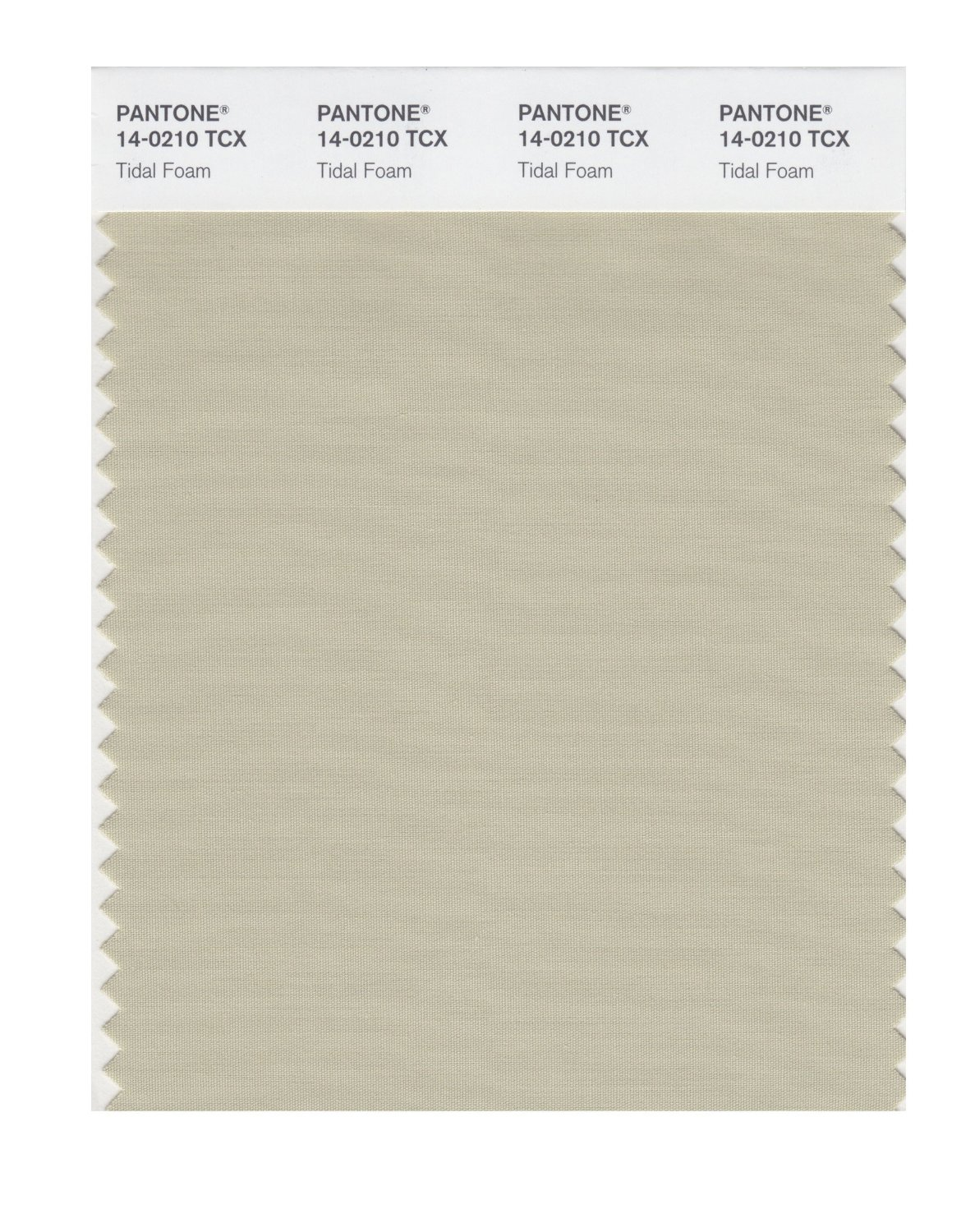 Pantone Smart Swatch 14-0210 Tidal Foam