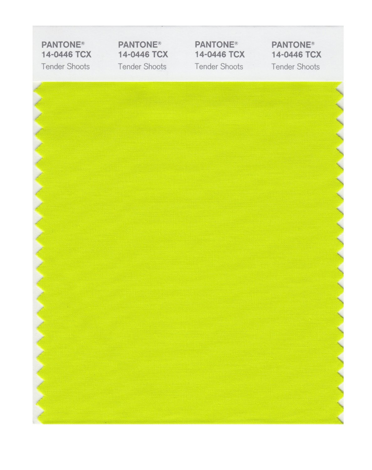 Pantone Smart Swatch 14-0446 Tender Shoots