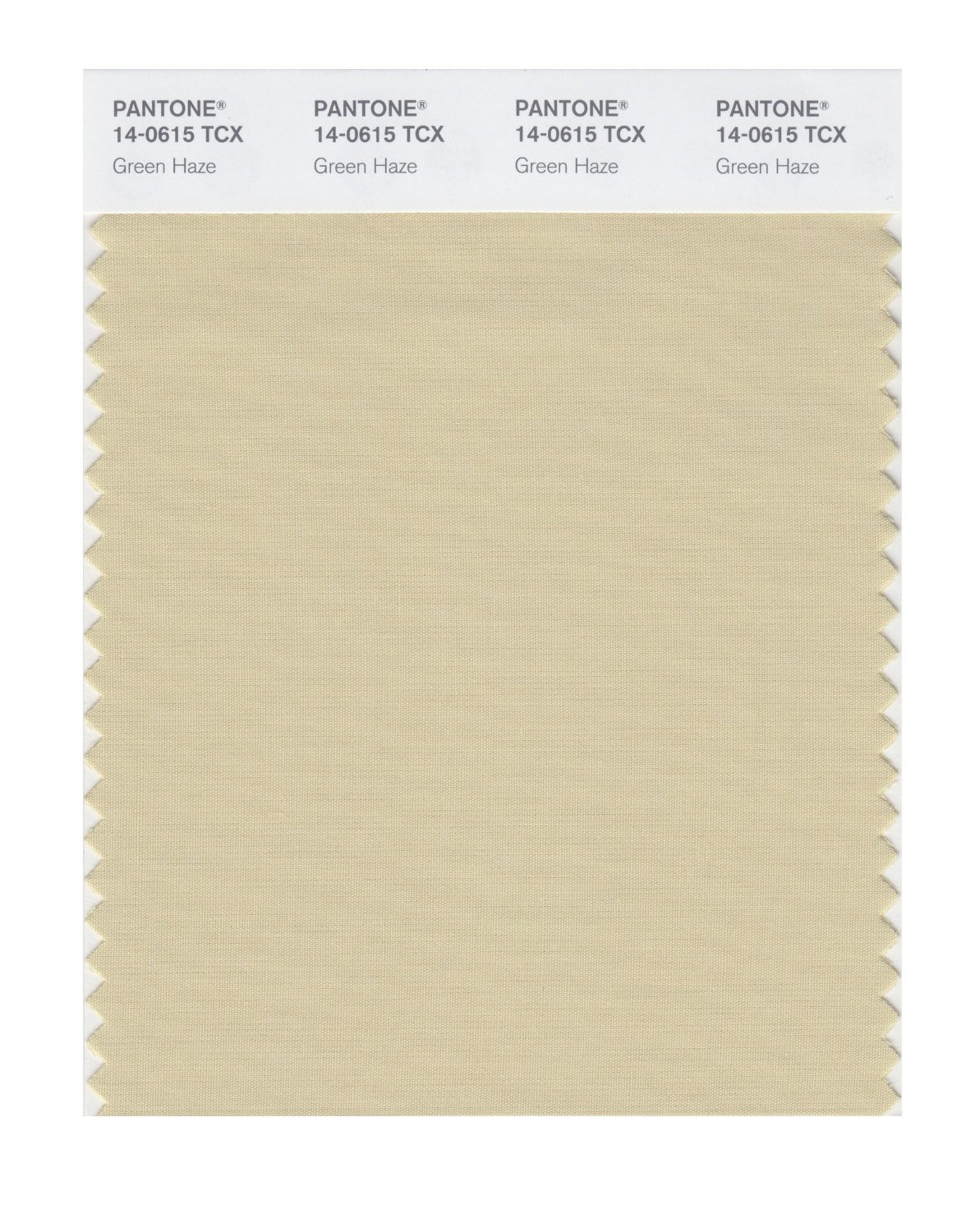 Pantone Smart Swatch 14-0615 Green Haze
