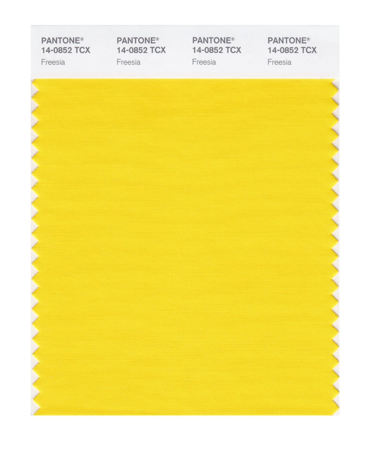 Pantone Smart Swatch 14-0852 Freesia