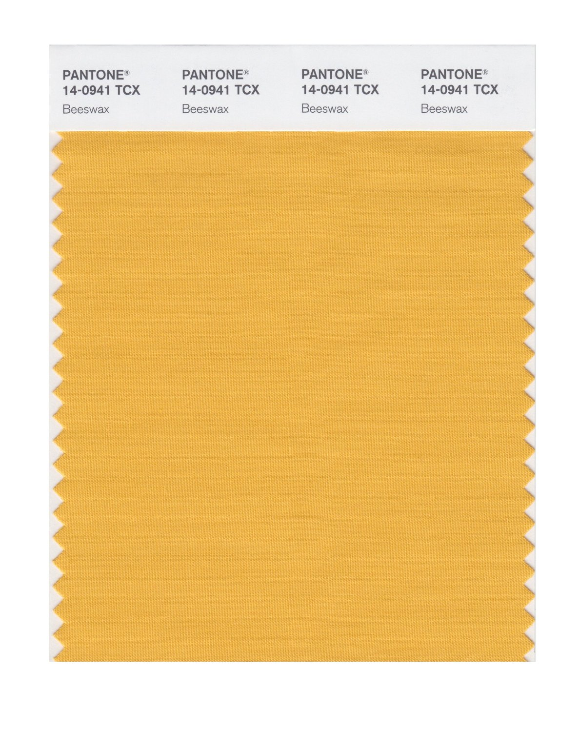Pantone Smart Swatch 14-0941 Beeswax