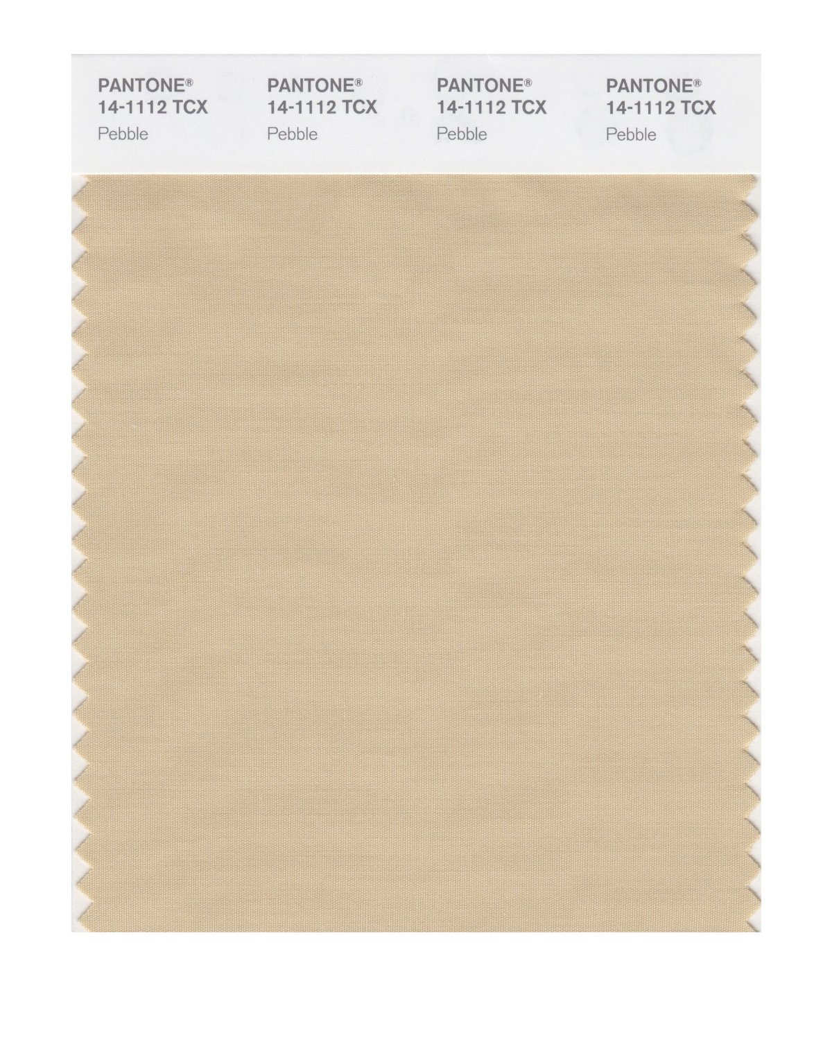 Pantone Smart Swatch 14-1112 Pebble