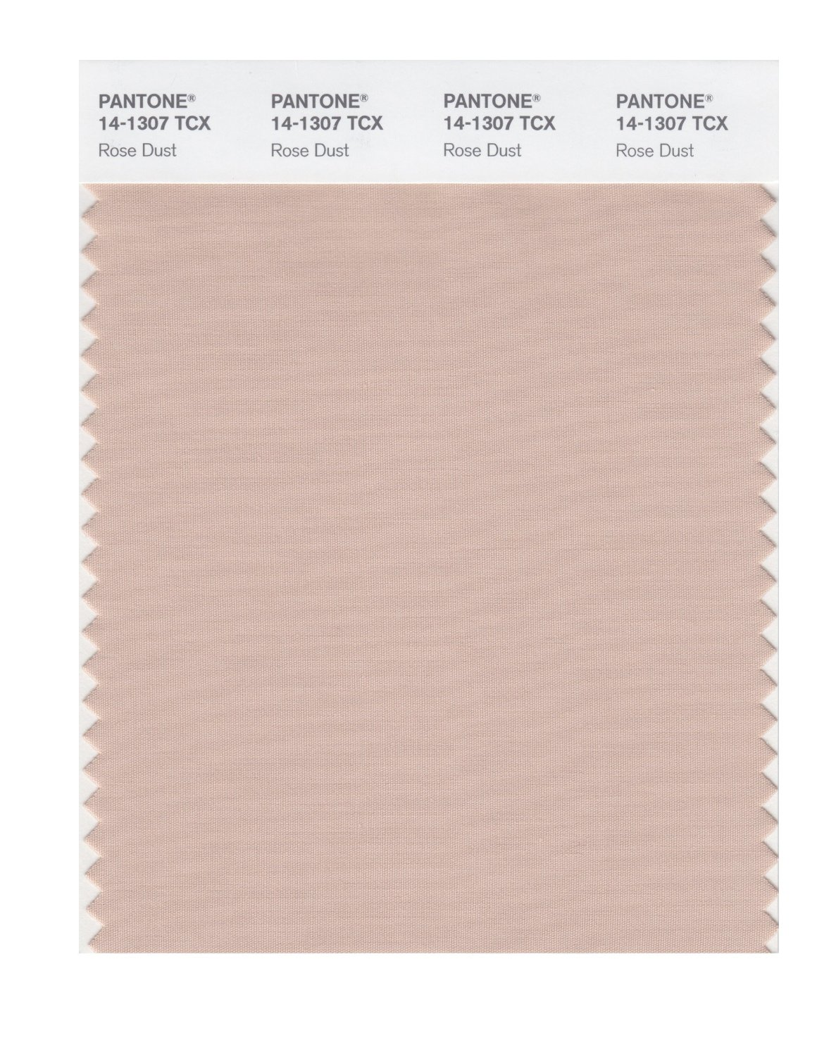 Pantone Smart Swatch 14-1307 Rose Dust