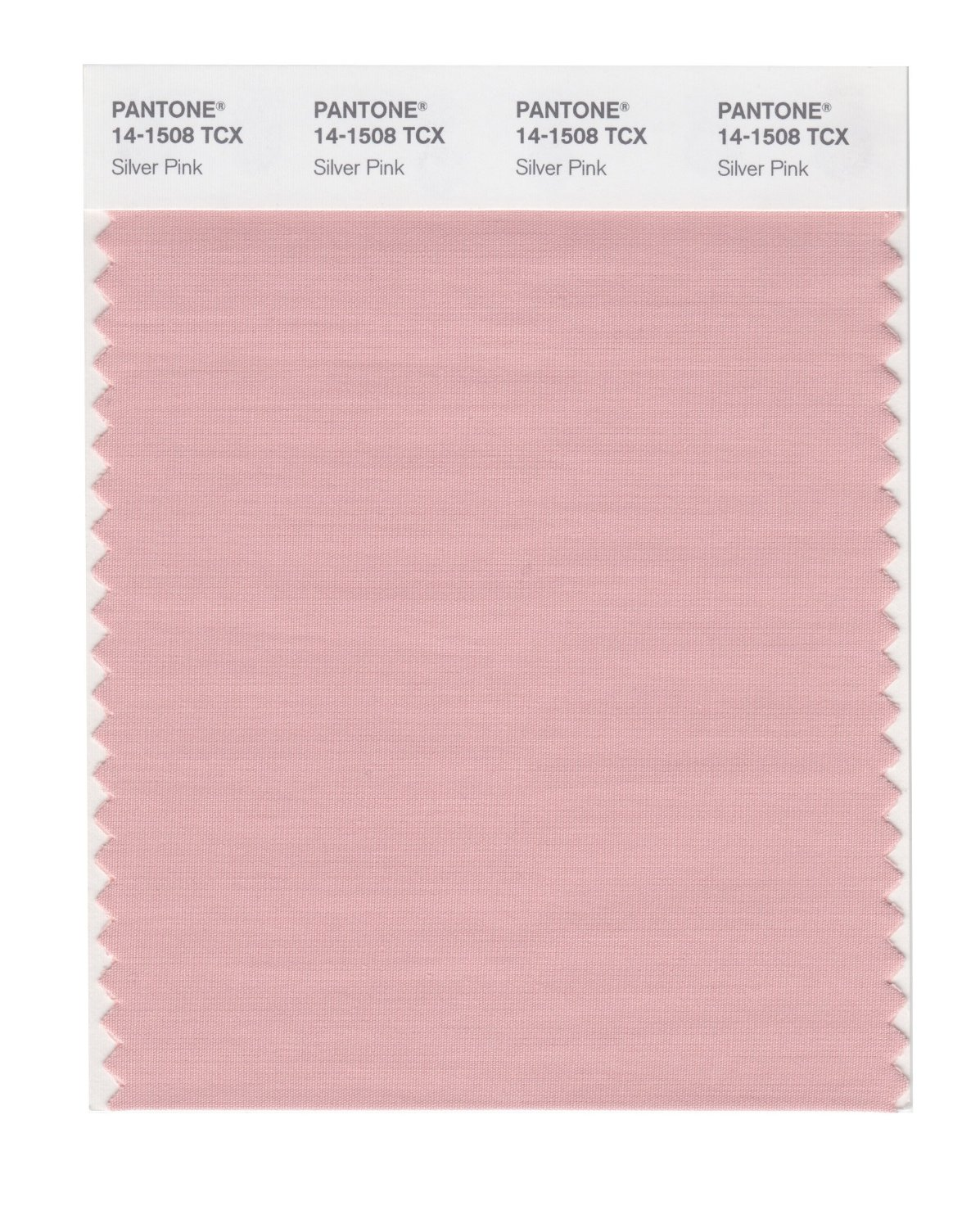 Pantone Smart Swatch 14-1508 Silver Pink