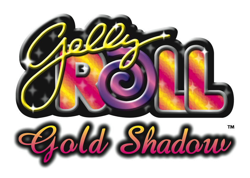 Gelly Roll Pen Gold Shadow