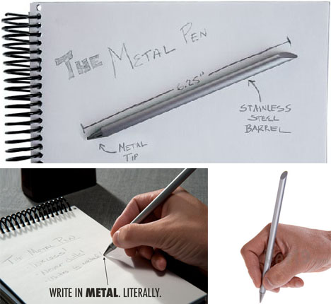 Inkless Pens by Napkin
