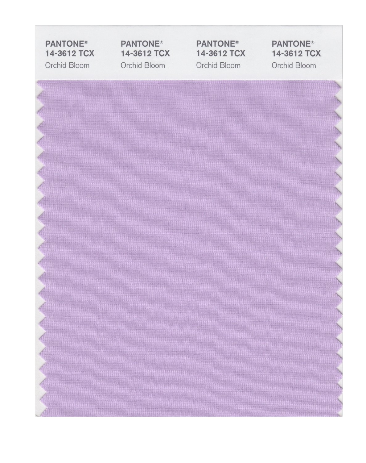 Pantone Smart Swatch 14-3612 Orchid Bloom
